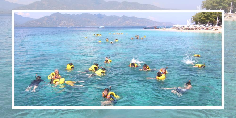 Paket Tour Wisata Lombok 4H-3M