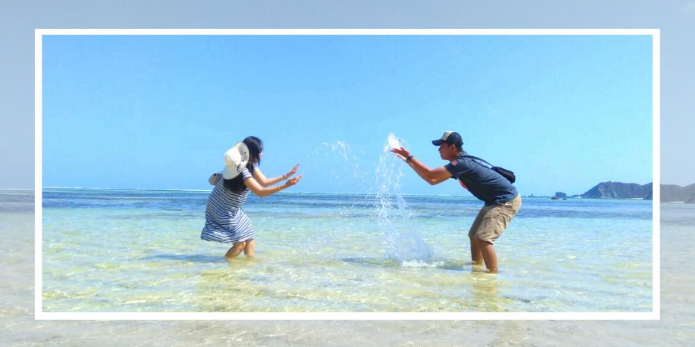 Paket wisata honeymoon lombok 2H-1m